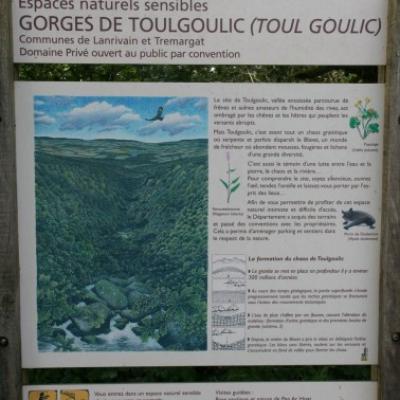 Gorges de Toul Goulic
