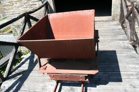Wagon à minerai